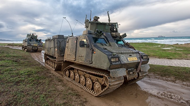 Trident Juncture mokymai / Nuotr.: act.nato.int