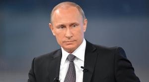 Trampas daug metų atvirai gėrėjosi Putinu ir tuo, kaip Rusija išbrido iš tos paskutinį XX amžiaus dešimtmetį ją sudrebinusios katastrofos