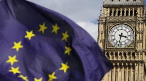"""Birželš Didžiojoje Britanijoje praėjusio referendumo dėl šalies narystės ES metu laimėjo """"breksito"""" šalininkai"""